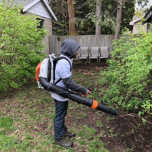 spring cleanup service